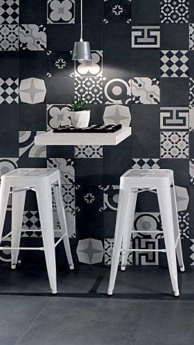 Cementine_Black&White_Ceramica-Fioranese